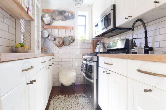 Fantastic kitchen organization ideas for small apartment 14