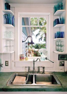 Fantastic kitchen organization ideas for small apartment 15
