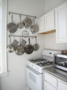 Fantastic kitchen organization ideas for small apartment 16