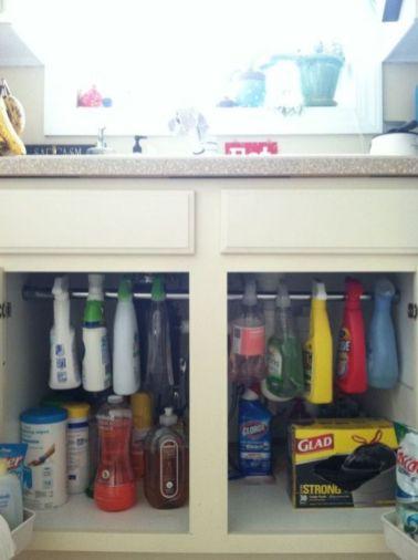 Fantastic kitchen organization ideas for small apartment 28