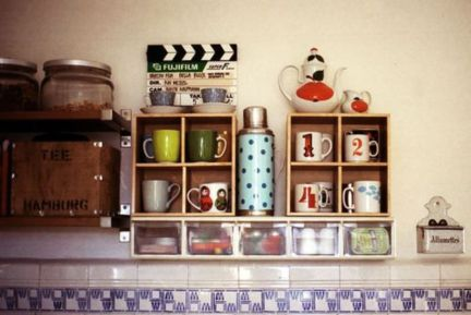 Fantastic kitchen organization ideas for small apartment 29
