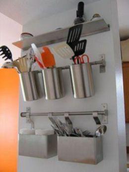 Fantastic kitchen organization ideas for small apartment 38