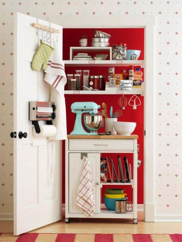 Fantastic kitchen organization ideas for small apartment 42