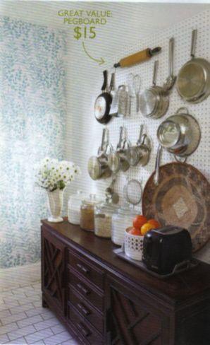 Fantastic kitchen organization ideas for small apartment 43