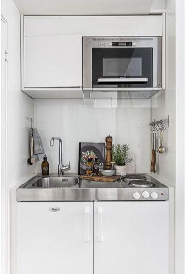 Fantastic kitchen organization ideas for small apartment 44