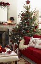 Fascinating christmas tree ideas for living room 12