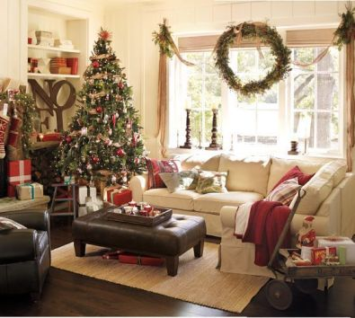 Fascinating christmas tree ideas for living room 15