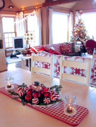 Fascinating christmas tree ideas for living room 48