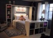 Latest diy organization ideas for bedroom teenage boys 28
