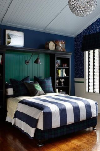 Latest diy organization ideas for bedroom teenage boys 34