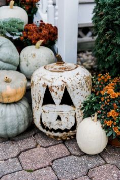 Luxurious crafty diy farmhouse fall decor ideas 05