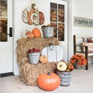 Luxurious crafty diy farmhouse fall decor ideas 19