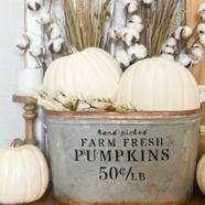 Luxurious crafty diy farmhouse fall decor ideas 20