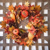 Luxurious crafty diy farmhouse fall decor ideas 48