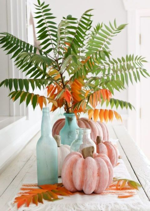 Luxurious crafty diy farmhouse fall decor ideas 50