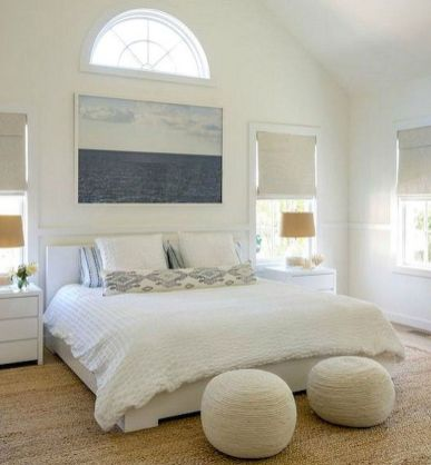 Minimalist master bedrooms decor ideas 30