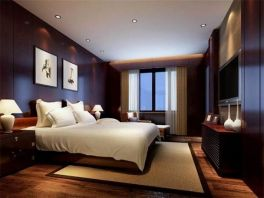 Minimalist master bedrooms decor ideas 43