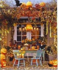 Perfect diy halloween decor on a budget 09