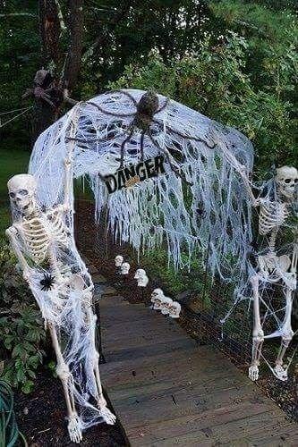 Perfect diy halloween decor on a budget 15