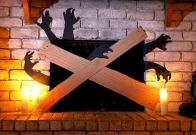 Perfect diy halloween decor on a budget 33