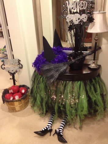 Perfect diy halloween decor on a budget 40