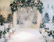 Popular winter wonderland snowflake decoration ideas 15