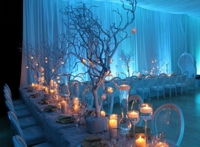 Popular winter wonderland snowflake decoration ideas 31