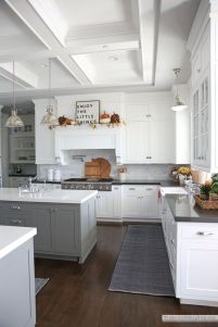 Simply apartment kitchen decorating ideas 20