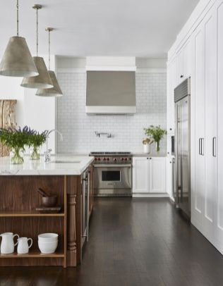 Simply apartment kitchen decorating ideas 32