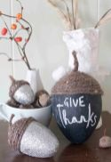 Stunning paper mache ideas for thanksgiving to decorate your home 04