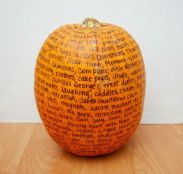 Stunning paper mache ideas for thanksgiving to decorate your home 07