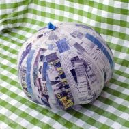Stunning paper mache ideas for thanksgiving to decorate your home 32