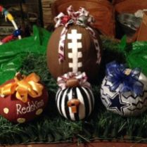 Stunning paper mache ideas for thanksgiving to decorate your home 37