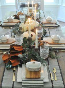 Unique diy farmhouse thanksgiving decorations ideas 01