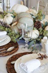 Unique diy farmhouse thanksgiving decorations ideas 23