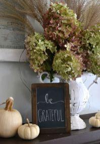 Unique diy farmhouse thanksgiving decorations ideas 33