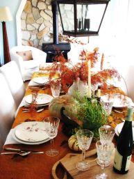 Unique diy farmhouse thanksgiving decorations ideas 39