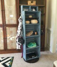Wonderful diy furniture ideas for space saving 31