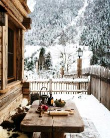 Wonderful winter wonderland decoration ideas 32