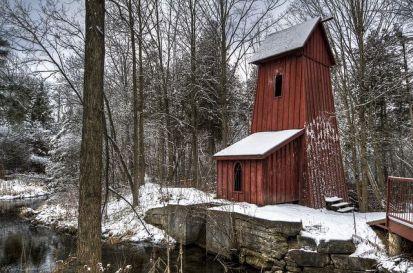 Wonderful winter wonderland decoration ideas 33
