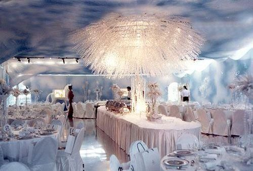 Wonderful winter wonderland decoration ideas 44