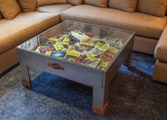 Adorable coffee table designs ideas 08