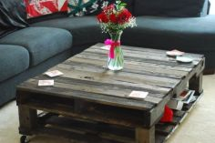 Adorable coffee table designs ideas 10