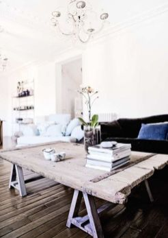 Adorable coffee table designs ideas 15