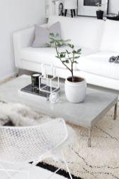 Adorable coffee table designs ideas 26