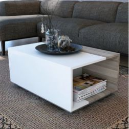Adorable coffee table designs ideas 29