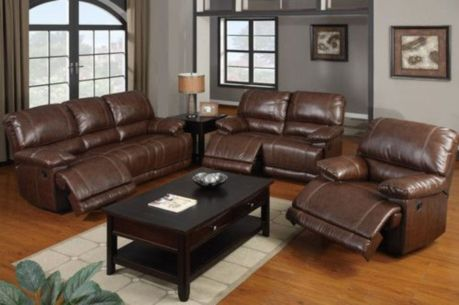 Amazing living room paint ideas by brown furniture 21