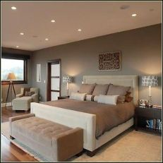Amazing living room paint ideas by brown furniture 29