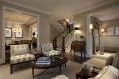 Amazing living room paint ideas by brown furniture 42