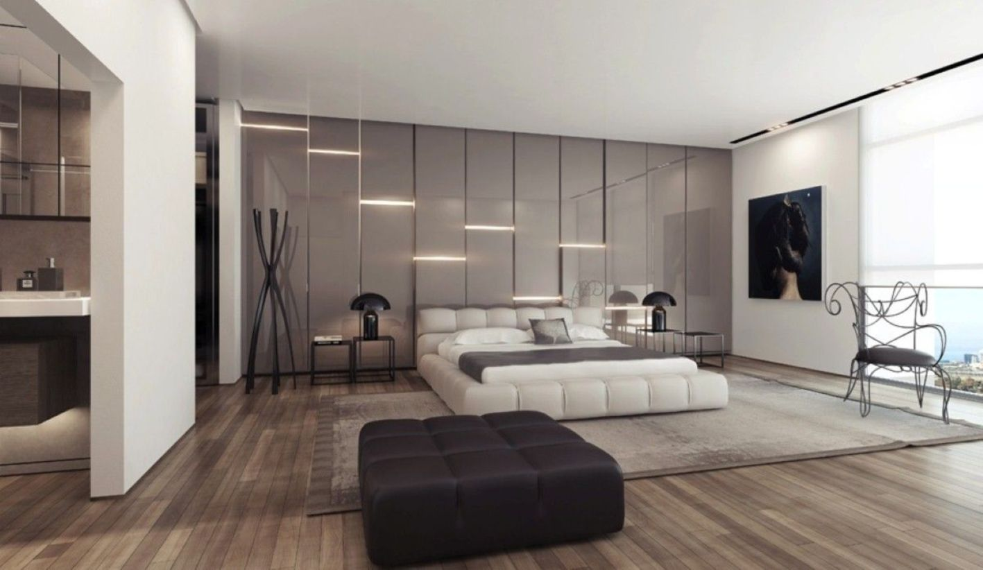 43 Awesome Wooden Panel Walls Bedroom Ideas